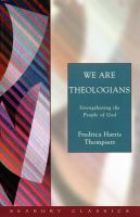 We Are Theologians