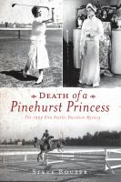 Death Of A Pinehurst Princess