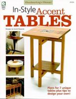 In-style Accent Tables
