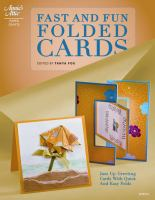 Fast and Fun Folded Cards