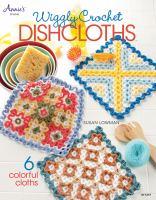Wiggly Crochet Dishcloths