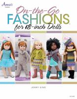 On-the-go Fashions for 18-inch Dolls
