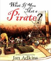 What If You Met A Pirate?