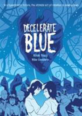 Cover image for Decelerate Blue