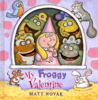My Froggy Valentine