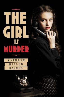 Cover image for The Girl Is Murder
