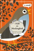 I Kill the Mockingbird