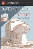 Toilet : how it works