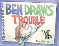 Ben Draws Trouble