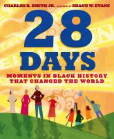 Cover of 28 Days: Moments in Black