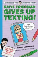 Katie Friedman Gives up Texting! (and Lives to Tell About It)