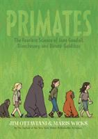 Cover of Primates: The Fearless Sci