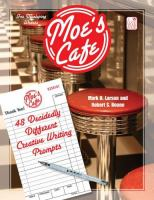 Moe's café : 48 decidedly different creative writing prompts