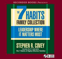 The 7 Habits Family Collection