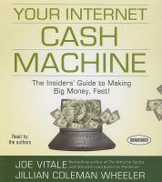 Your Internet Cash Machine