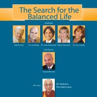 The Search for the Balanced Life
