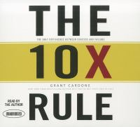 The 10x Rule