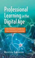 Professional Learning in the Digital Age