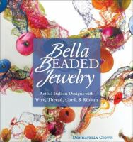 Bella Beaded Jewelry