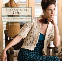 French Girl Knits book cover