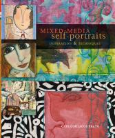 Mixed-media Self-portraits