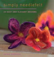 Simply Needlefelt
