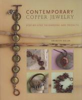 Contemporary Copper Jewelry