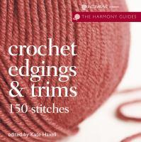 Crochet Edgings & Trims