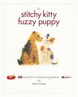 Stitchy Kitty Fuzzy Puppy