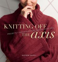 Knitting Off the Axis