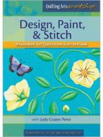 Design, Paint, & Stitch