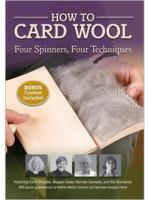 How to Card Wool