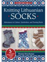 Knitting Lithuanian Socks