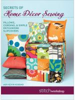 Secrets of Home Decor Sewing