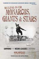 Ruling Over Monarchs, Giants & Stars