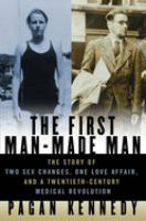 The First Man-made Man