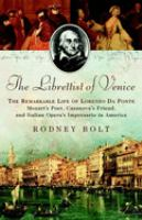 The Librettist of Venice