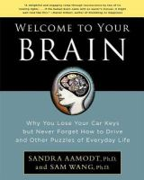 Welcome to your Brain