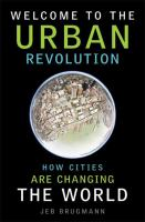 Welcome to the Urban Revolution