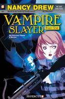 Nancy Drew, girl detective: the new case files [vol. 01] : vampire slayer, pt. 01