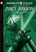 Percy Jerkson & the Ovolactovegetarians