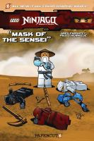Lego Ninjago, Masters of Spinjitzu. #2, Mask of the Sensei
