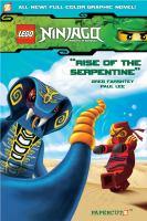 LEGO Ninjago [graphic Novel], Masters of Spinjitzu