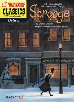 Cover image for Scrooge