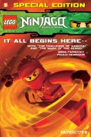 Lego Ninjago, Masters of Spinjitzu. Special Edition #1. The Challenge of Samukai! ; The Mask of the Sensei