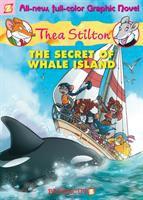 Thea Stilton : The Secret Of The Whale Island #1