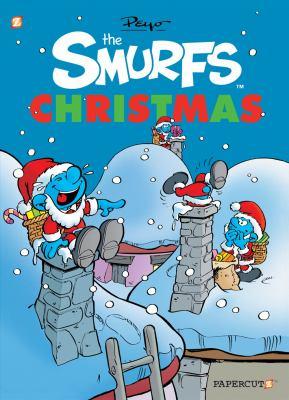 Cover image for Smurfs Graphic Novel
