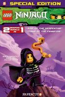 Lego Ninjago Special Edition