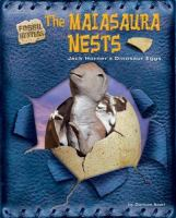 The Maiasaura Nests