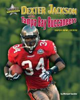 Dexter Jackson and the Tampa Bay Buccaneers